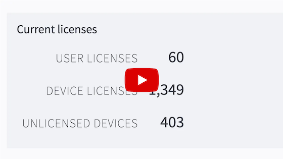 IronWorks licensing video