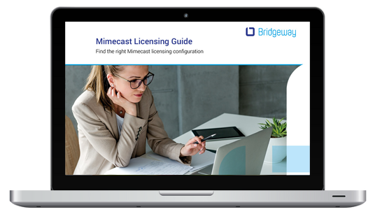 UK Mimecast Partner | Bridgeway Security Solutions